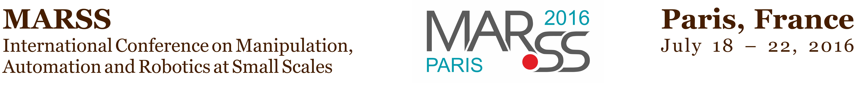 MARSS 2016Paris, France