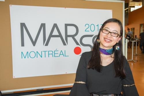 MARSS 2017, July 17 - Welcome Reception